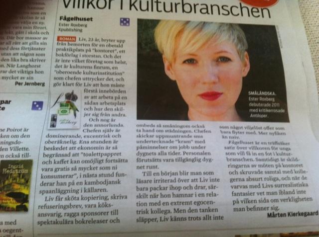 Tidningen Vision 130425